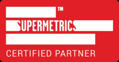 Supermetrics Datatoolbox Partnership Zertifizierung